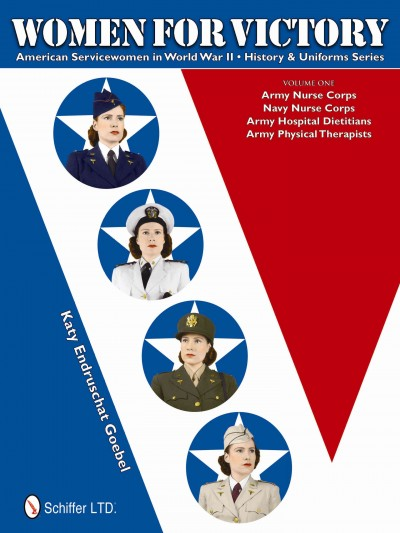 Cover of Women for Victory: American Servicewomen in World War II, History & Uniform Series
