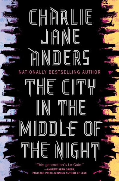 Cover of The City in the Middle of the Night