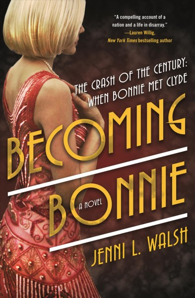 Cover of Becoming Bonnie