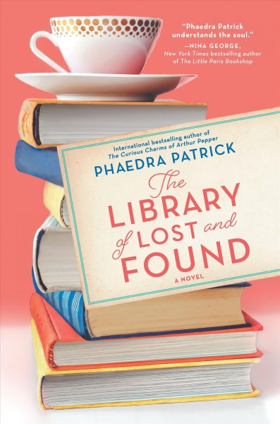 Cover of The Library of Lost and Found
