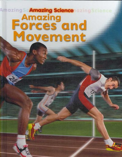 Cover of Amazing Forces and Movement