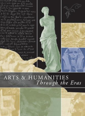 Cover of Arts and Humanities Through the Eras (choose volume 2)