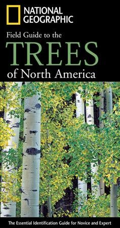 Cover of National Geographic Field Guide to the Trees of North America