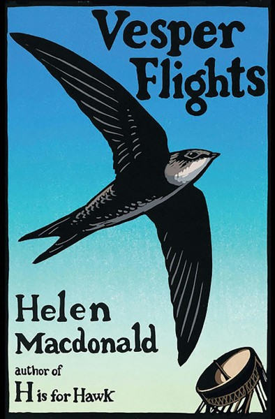 Cover of Vesper Flights: New and Collected Essays
