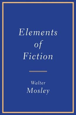 Cover of Elements of Fiction