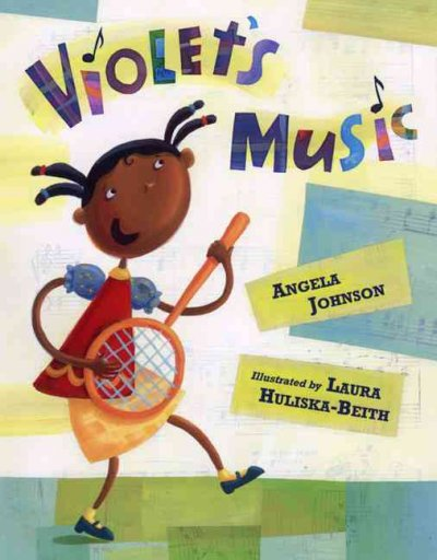 Cover of Violet's Music