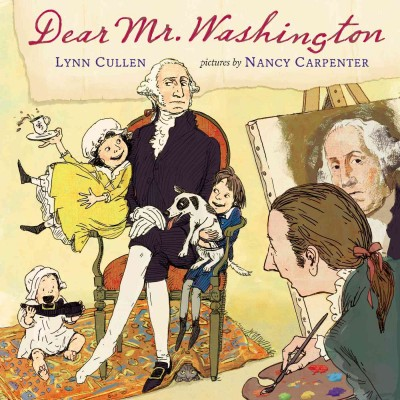 Cover of Dear Mr Washington