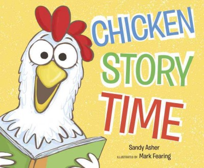 Cover of Chicken Story Time