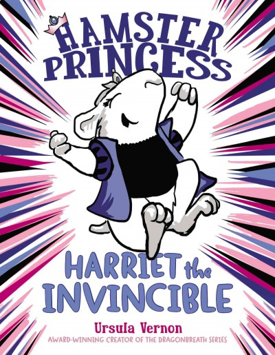 Cover of Harriet the Invincible