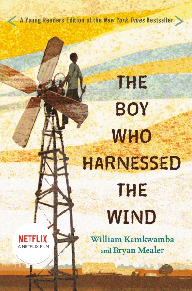 Cover of The Boy Who Harnessed the Wind