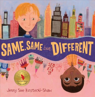 Cover of Same, same, but different