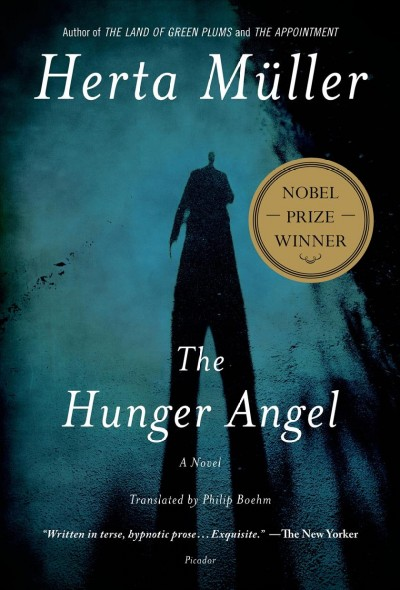 Cover of The Hunger Angel