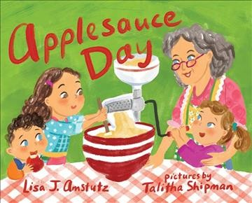 Cover of Applesauce Day