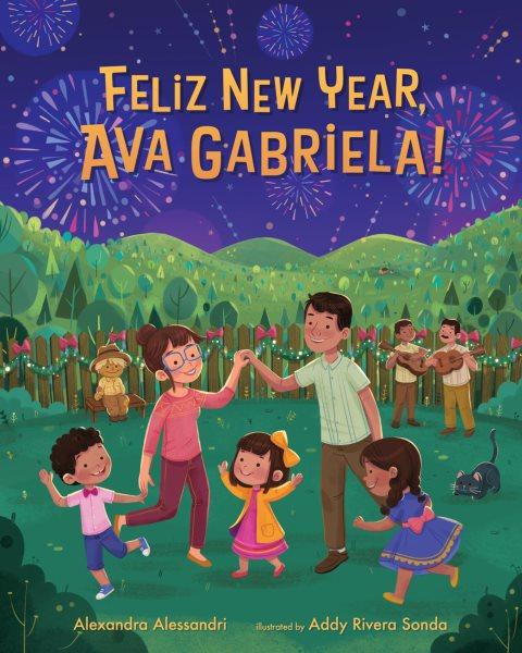 Cover of Feliz New Year, Ava Gabriela