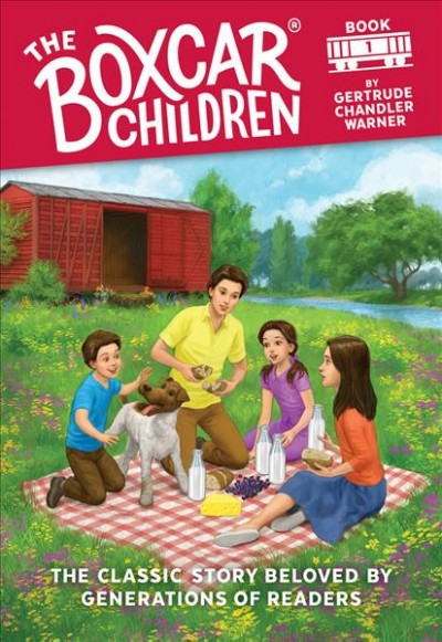 Cover of The Boxcar Children