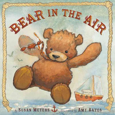 Cover of Bear in the Air