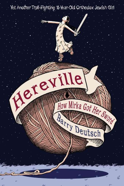Cover of Hereville