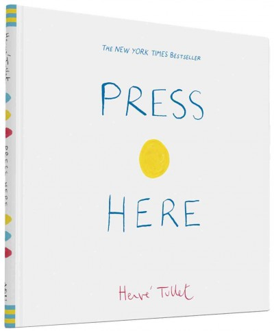 Cover of Press Here
