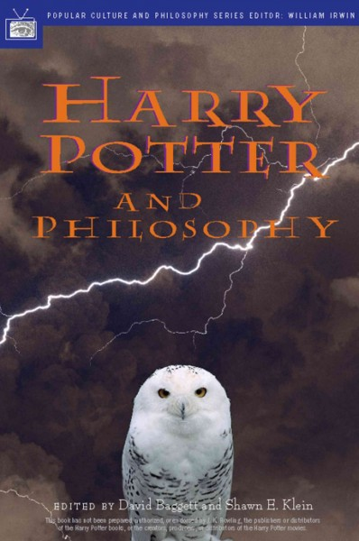 Cover of Harry Potter and Philosophy: If Aristotle Ran Hogwarts