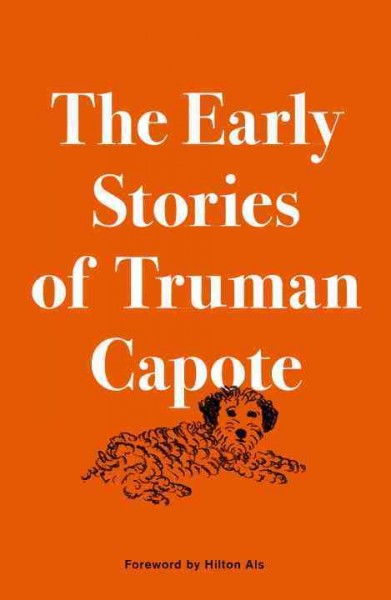 Cover of Early Stories of Truman Capote