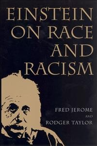 Cover of Einstein on Race and Racism