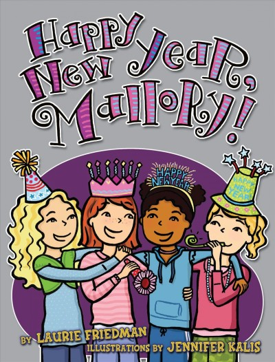 Cover of Happy New Year, Mallory