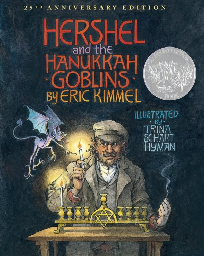 Cover of Hershel and the Hanukkah Goblins