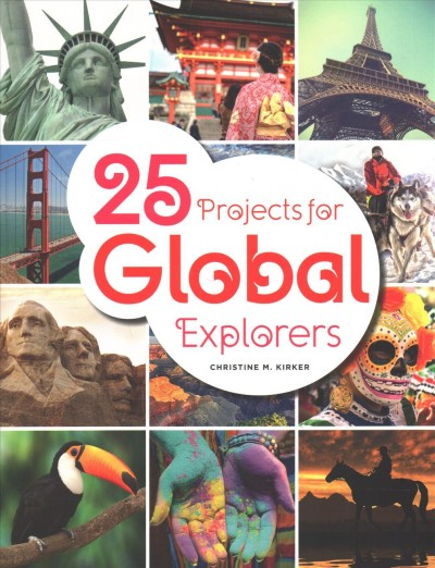 Cover of 25 Projects for Global Explorers