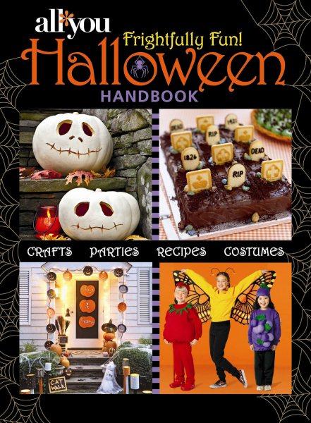 Cover of All You Frightfully Fun Halloween Handbook