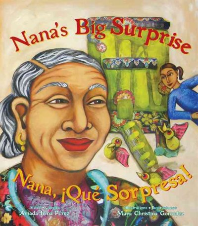 Cover of Nana's Big Surprise/Nana, ¡Que Sorpresa!