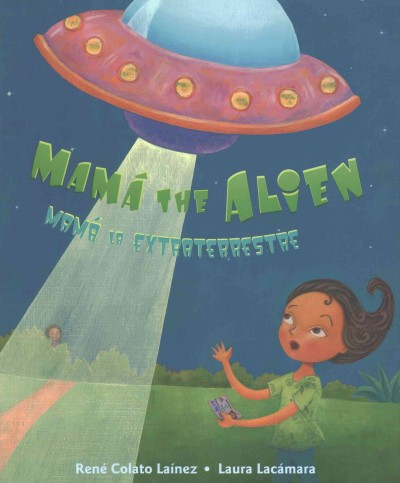 Cover of Mamá the Alien