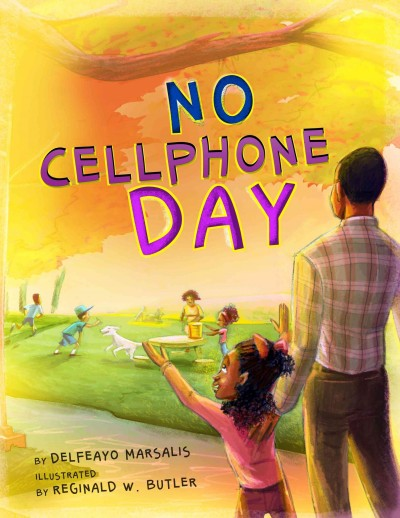 Cover of No Cell Phone Day