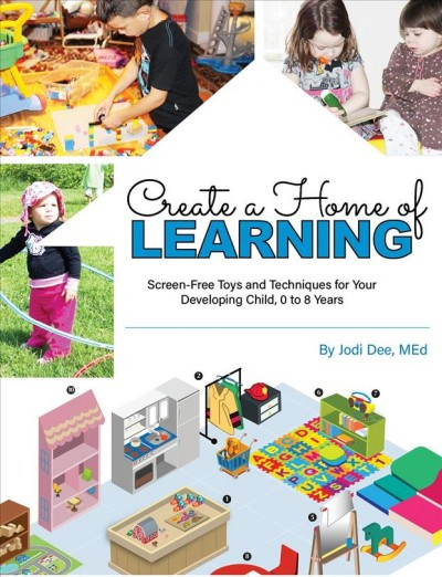 Cover of Create a Home of Learning