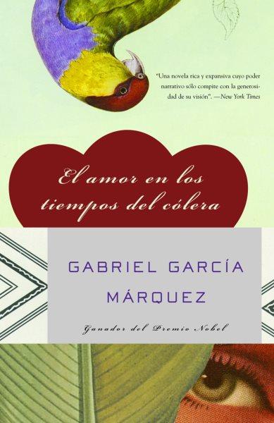 Cover of El Amor En los Tiempos del Cólera