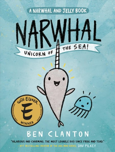 Cover of Narwhal: Unicorn of the Sea
