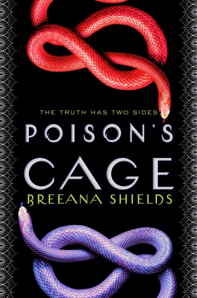 Cover of Poison's Cage