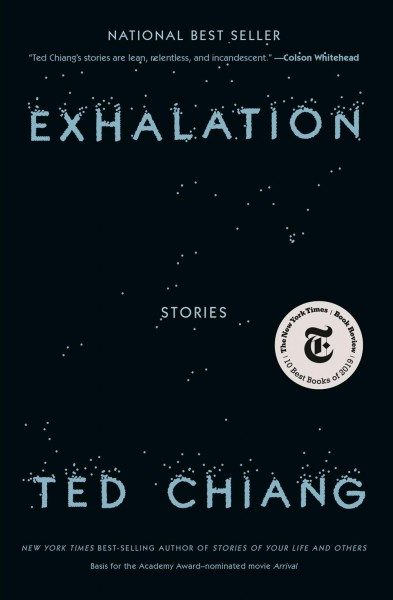 Cover of Exhalation