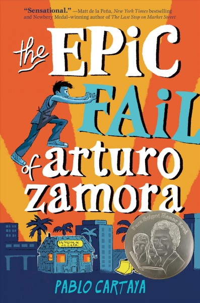 Cover of Epic Fail of Arturo Zamora
