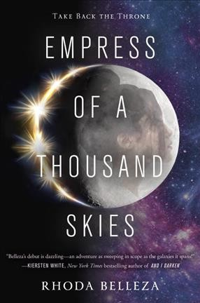 Cover of Empress of a Thousand Skies