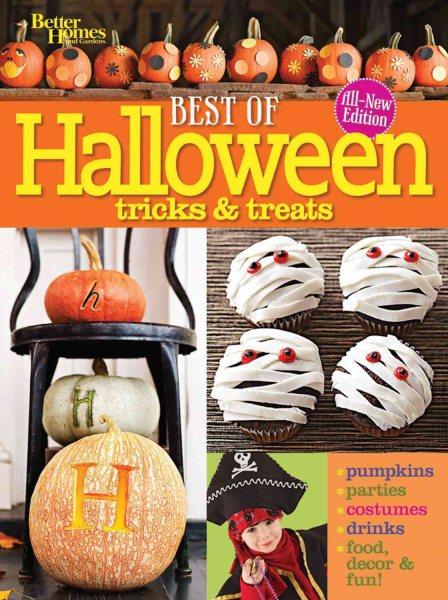 Cover of Best of Halloween Tricks & Treats