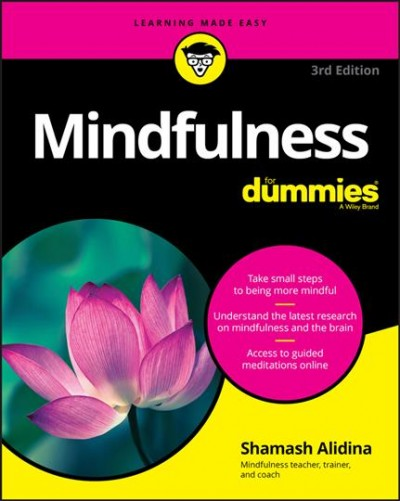 Cover of Mindfulness for Dummies
