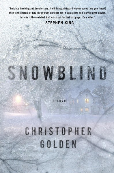 Cover of Snowblind
