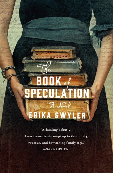Cover of The Book of Speculation