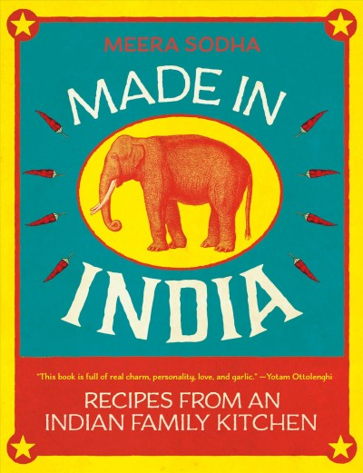 Cover of Made in India: Recipes from an Indian Family Kitchen