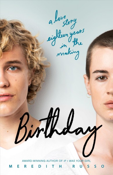Cover of Birthday