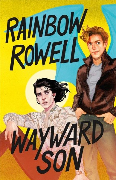 Cover of Wayward Son