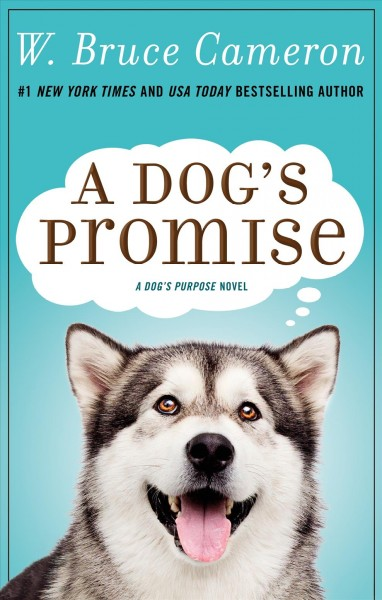 Cover of A Dog's Promise