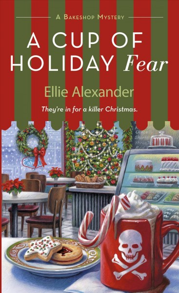Cover of A Cup of Holiday Fear