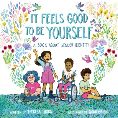 Cover of It Feels Good to Be Yourself
