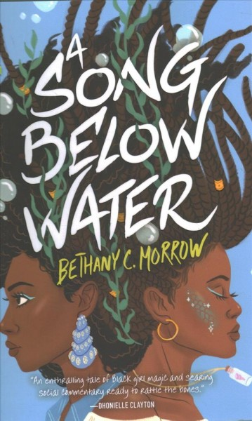 Cover of A Song Below Water